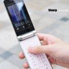 Sharp SH6228C UVdetection sensor 5MP Smartphone---white