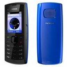 Unlocked Nokia X1-00 Large font for elder----Blue,Black,Red