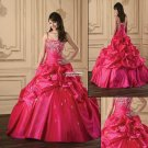 Princess  Halter  Ball  Gown