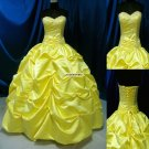 Custom-Made Prom  dress