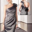 One  shoulder  Simple  Party  dress/  Cocktail  dress
