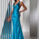 fabulous   simple  evening  dress