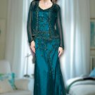 Ornate Mother Of Bride Gown