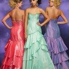 Popular  style  evening  dress