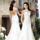 Sophisticated Sequined wedding  Dress
