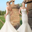 Magnificent Mermaid Cut Bridal Gown