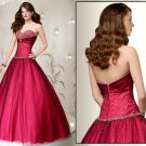 New  stylish  ball  gown prom dress