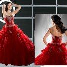 Elegance and beauty   Prom dress