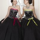Stunning  Ball  gown  Beaded  embroidered prom dress
