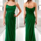 Fabulous Strapped Floor Length   Evening  gown