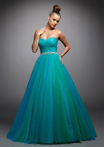 2011 Homecoming   Sweatheart  Beaded  A-line  Prom dress