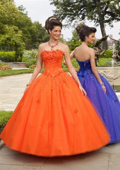Formal  Elegant  Beaded  Party  Prom dress