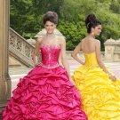 Stunning  Ball  Gown Beaded  prom dress