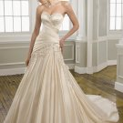 Gorgeous  Europe  style   Sweatheart  Lace  bridal  gown