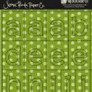 Redmond Stencil Grass Dots
