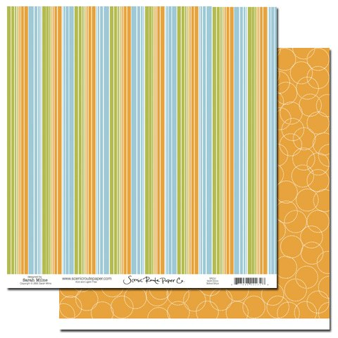 North Shore Stoked Stripe