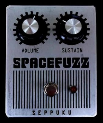 Seppuku FX Space Octave Fuzz Pedal FREE USA SHIPPING!