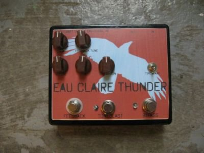 Dwarfcraft Devices Eau Claire Thunder Fuzz Pedal