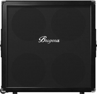Bugera 412F-BK Classic 200W 4x12 Guitar Speaker Cabinet