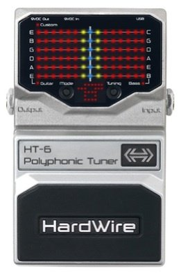 Digitech HT-6 HardWire Polyphonic Tuner Pedal