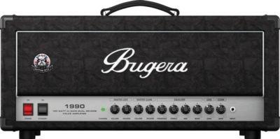 Bugera 1990 Classic 120-Watt Hi-Gain Valve Amp Head