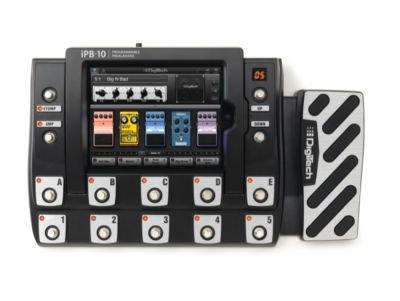 DigitechiPB-10 Programmable Effects Pedalboard FREE USA SHIPPING!