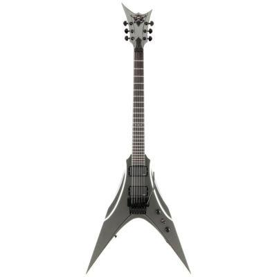 DBZ Guitars Venom Guitar Gunmetal with Case FREE USA SHIPPING