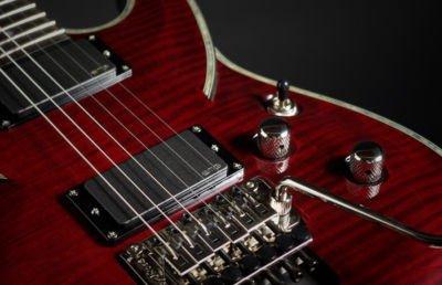 DBZ Guitars Barchetta Eminent Plus FR Black Cherry FREE USA SHIPPING!