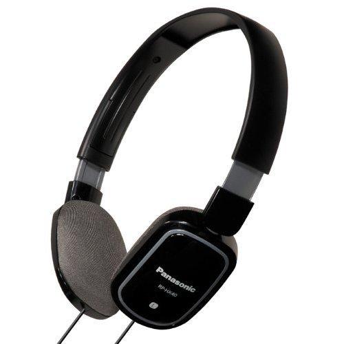 Panasonic RPHX40 BLACK Headphones
