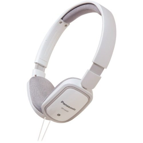 Panasonic RPHX40W White Headphones