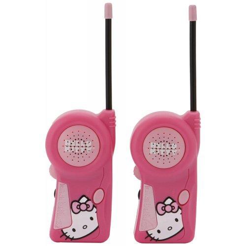 Walkie Talkie 33409 Sanrio Hello Kitty