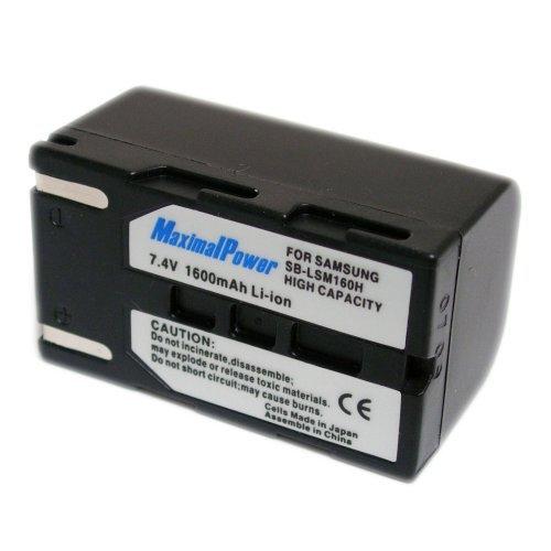 SBLSM160 Li-ion battery for SB-LS80 SB-LSM80 SB-LSM160 SB-LSM320 SB-LSM330 VP-D351 VP-D351I VP-D352