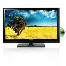 "Axess TVD1801-13 13.3"" High-Definition LED TV with Built-in DVD Player"