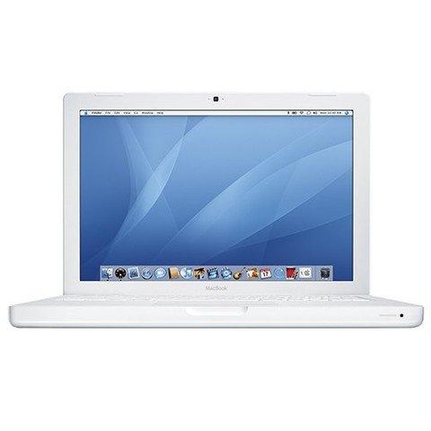 "Apple MacBook Core 2 Duo 2GB 160GB DVD±RW DL GeForce 9400M 13.3"" AirPort OS X w/Webcam Refurb"