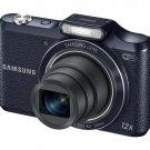 "Samsung WB50F 16.2MP Smart WiFi & NFC Digital Camera with 12x Optical Zoom and 3.0"" LCD Refurb"