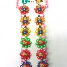 hair accessories baby clip claw green pink red blue yellow orange 12