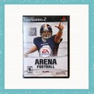 Arena Football PlayStation 2 Game PS2