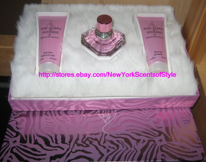 Baby Phat GODDESS by Kimona Lee Simmons GIFT SET - Eau de Parfum Spray - (Retail $55)