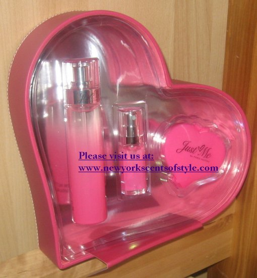 Just Me by Paris Hilton (3 piece gift set) - for Ladies