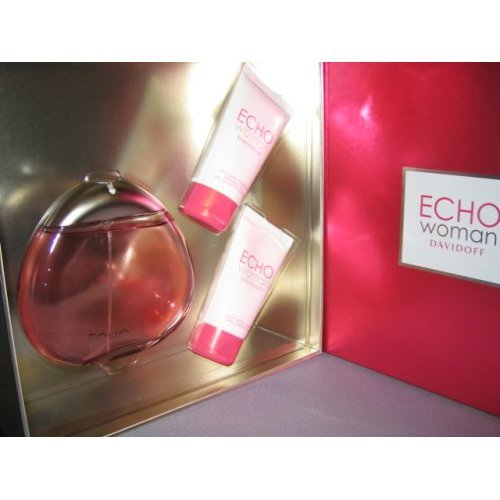 ECHO woman by Davidoff ( 3 piece Set) - on Sale!!