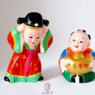 Hand Painted Clay Doll cl66036
