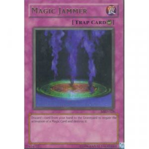 Magic Jammer MRD-128 Trap Card Yu-Gi-Oh Ultra Rare Card