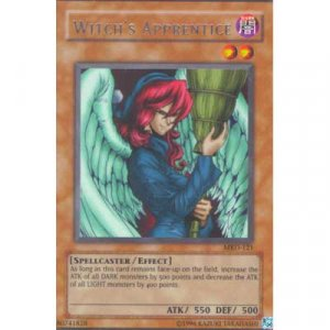 Witch's Apprentice MRD-121 Rare Yu-Gi-Oh card
