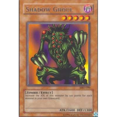Shadow Ghoul MRD-090 Rare Yu-Gi-Oh card