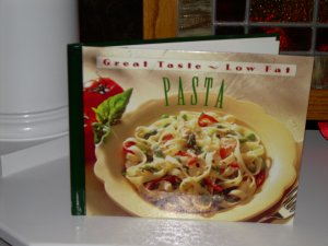 Pasta Cookbook Great Taste Low Fat