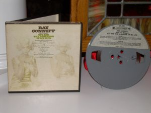 Vintage Ray Conniff You Are the Sunshine of My Life Reel to Reel Tape