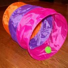 Cat Play Cave Kitty Play Fun Tunnel Nylon Pet Toy Great for Travel