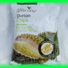 NATURAL THAI DURIAN CHIPS - LOW FAT, NO PRESERVATIVES