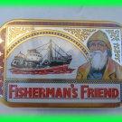 FISHERMAN'S FRIEND NATURAL MENTHOL COUGH SUPPRESSANT