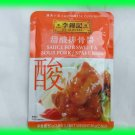 CHINESE SWEET & SOUR PORK / SPARE RIBS SAUCE -US SELLER